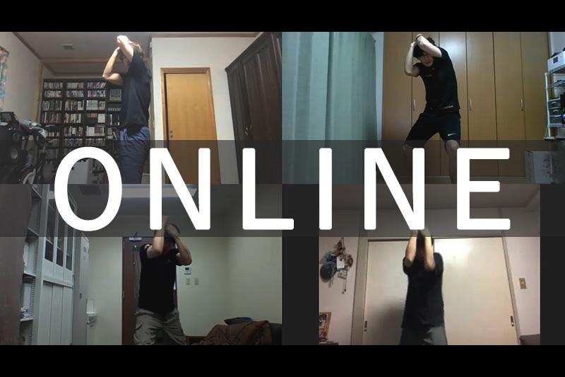 護身術 KEYSI Fighting Method:ZOOMアプリを使用したオンラインレッスン